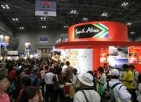 南アフリカ観光局も出展した、旅行博2010大成功に終わる