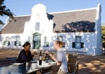 南アフリカのワインルート