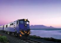 南アフリカが世界に誇る豪華列車 「ザ・ブルートレイン」