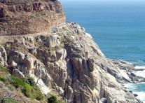 ケープ半島への風光明媚なドライブコース、チャップマンズ・ピーク・ドライブ