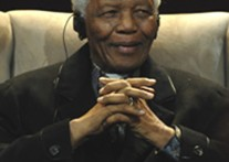 南アフリカの父 マディバへの敬意を表して