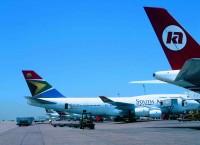 O.R.タンボ国際空港セントラル・ターミナルビルの一部開業