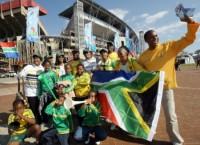 南アフリカ観光局は2010年FIFAワールドカップ™期間中に全世界でイベントを開催。