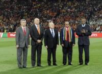 南アフリカのズマ大統領、2010年FIFAワールドカップ南アフリカ大会™の成功を語る
