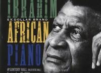 偉大な南アフリカ人ピアニスト、アブデドゥーラ・イブラヒムの日本公演