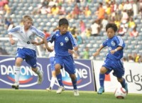 南アフリカでダノンネーションズカップ世界大会開催される