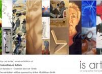 フランシュフックでアート展覧会開催