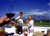 ロンドン五輪で南アフリカ産ステレンラスト2012ビンテージワインが採用