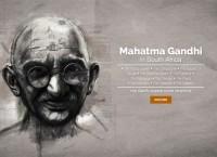 マハトマ・ガンジーゆかりの地をまとめた観光ガイドを英語サイトで公開