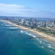 南アフリカ第3の都市、ダーバンで海外からの訪問者数が増加