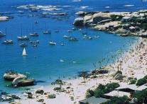 世界が称賛するケープタウンの美しいビーチ