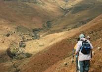 〜澄んだ空気と大自然の中で〜 世界遺産マロティ=ドラケンスバーグのハイキングコース