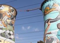 タウンシップツアーに出かけよう! ソウェトのオーランドタワーズ