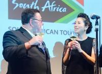 女優 高橋ひとみさん「南アフリカ観光親善大使」就任二周年を迎える