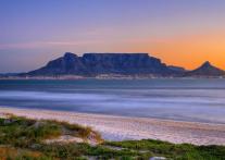 南アフリカを象徴するランドマーク テーブルマウンテン