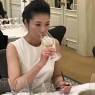 南アフリカ観光親善大使 女優 高橋ひとみさん 「第5回サクラアワード」ワイン審査会へ参加