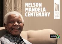 ネルソン・マンデラ生誕100周年</br> 7月18日はネルソン・マンデラ国際デー