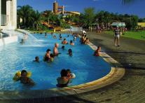 南アフリカを代表する温泉リゾート リンポポ州のベラベラ