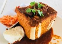 南アフリカ風インド料理