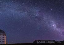 壮大で最も美しい星空 北ケープ州サザーランド